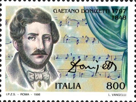 Elixir d'Amour, Donizetti